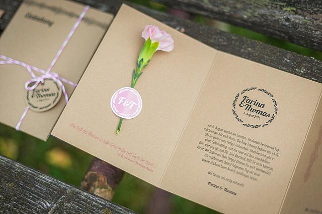 feine papeterie und einladungskarten aus holz von mannikus made, Einladungsentwurf