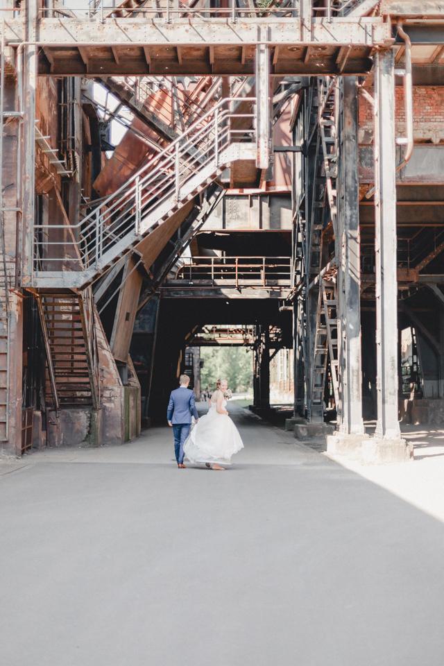 Hochzeit Fotoideen Zeche