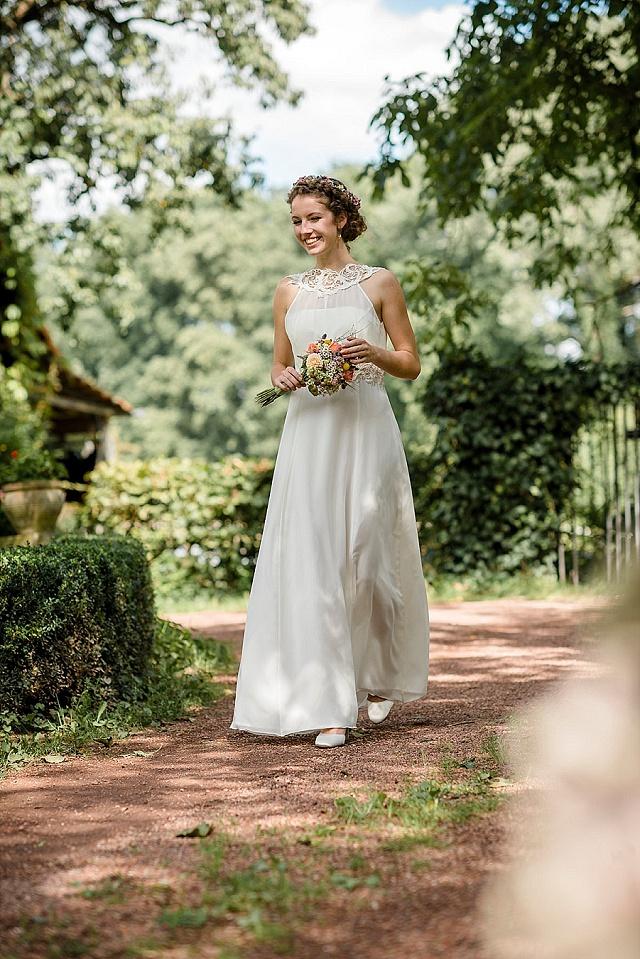 Atemberaubend Vintage Look Hochzeitskleider Ideen - Brautkleider ...