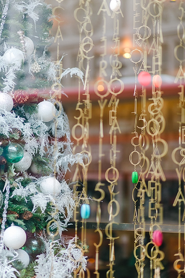 Weihnachten London Christmas Weihnachtsdeko