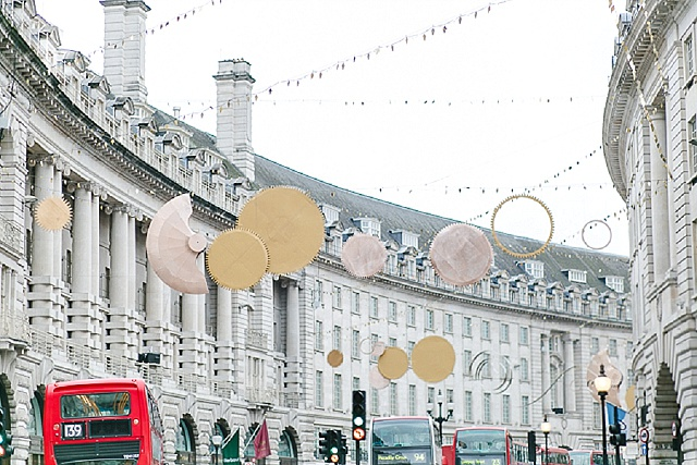 London Weihnachten Oxford Street