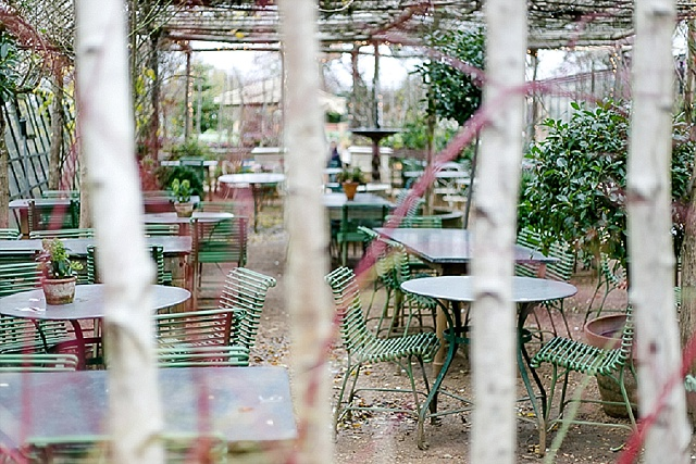 Petersham Nurseries Weihnachten London Tipps
