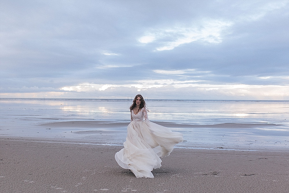 Die Brautkleid Kollektion 2016 von elfenkleid