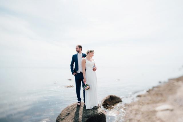 Private Strandhochzeit auf Fehmarn von Franzi trifft die Liebe