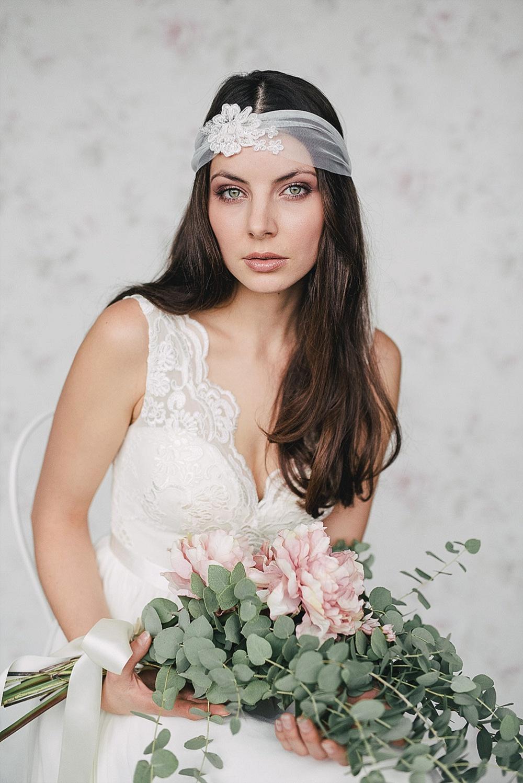 Braut Haarschmuck Haarband