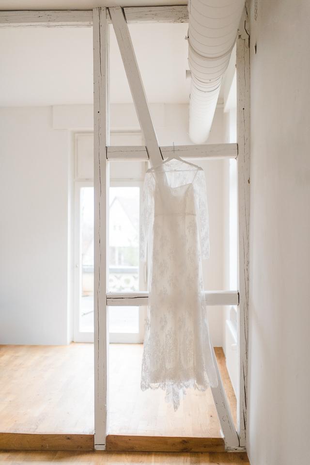 La Robe Marie Brautkleid