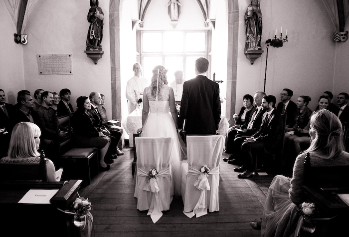 Hochzeit Trauung Mittelburg