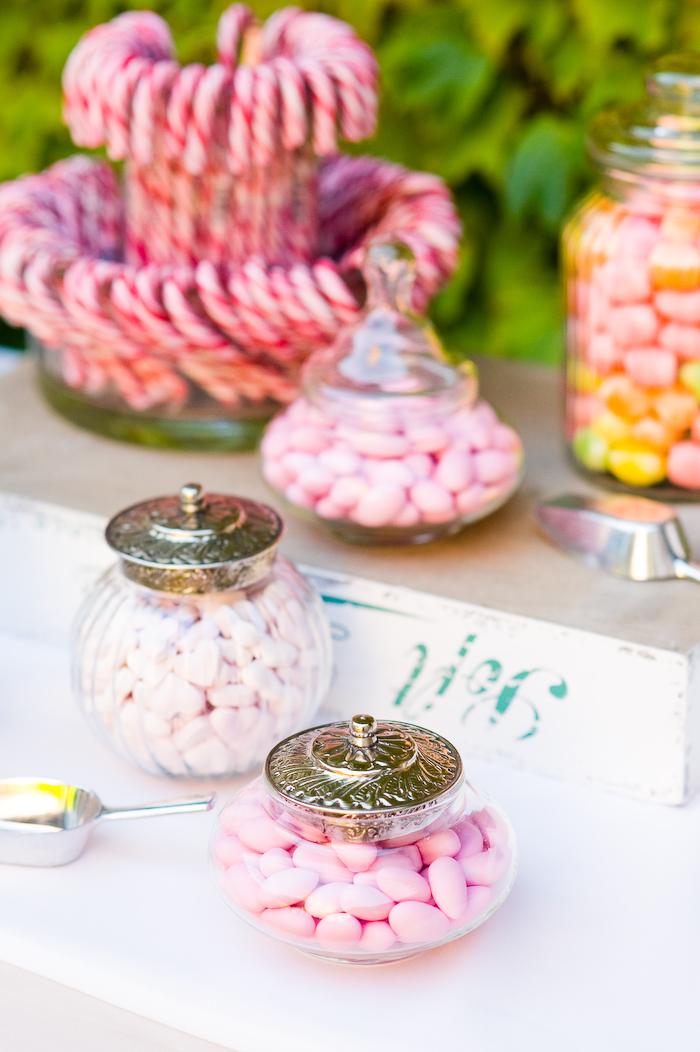 Hochzeit Candy Bar