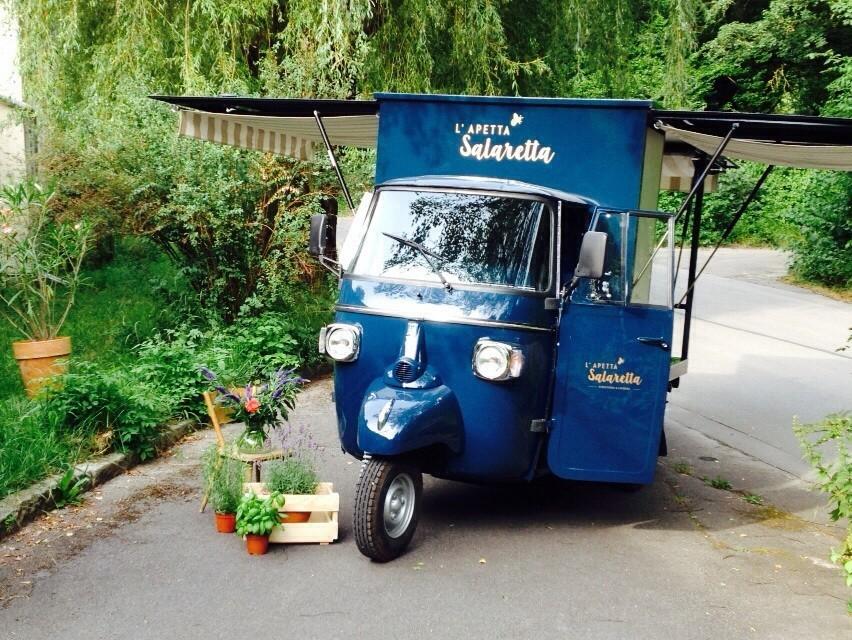 Food Truck München L'Apetta Salaretta