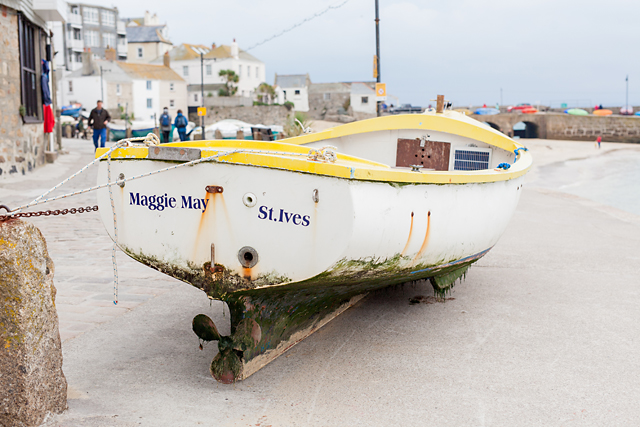 Munter mitgereist…durch Cornwall mit Natascha Grunert