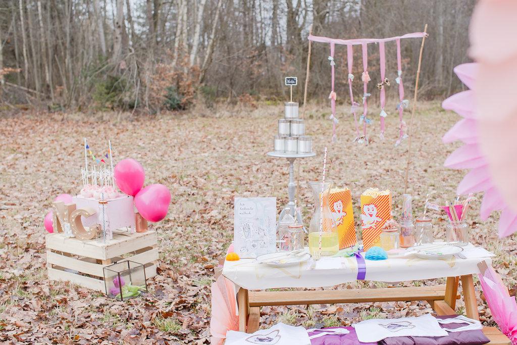 Hochzeit Kindertisch Ideen
