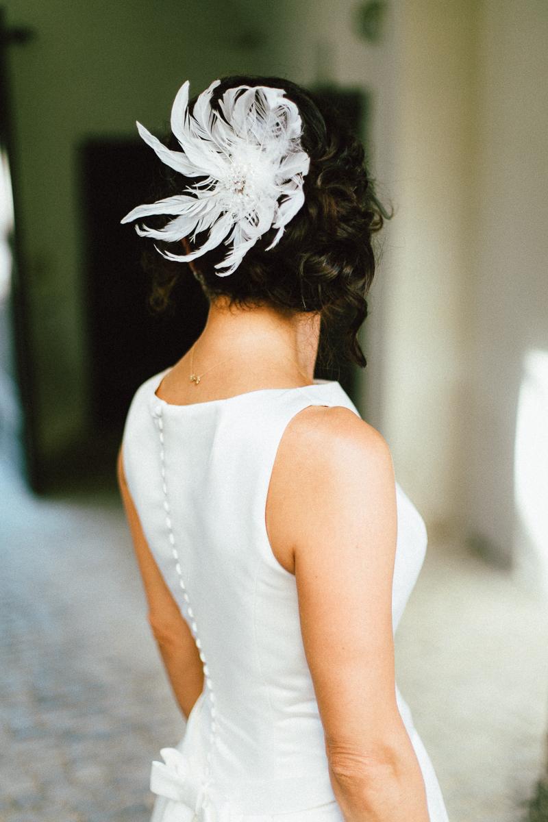 Haarschmuck Braut Niely Hötsch