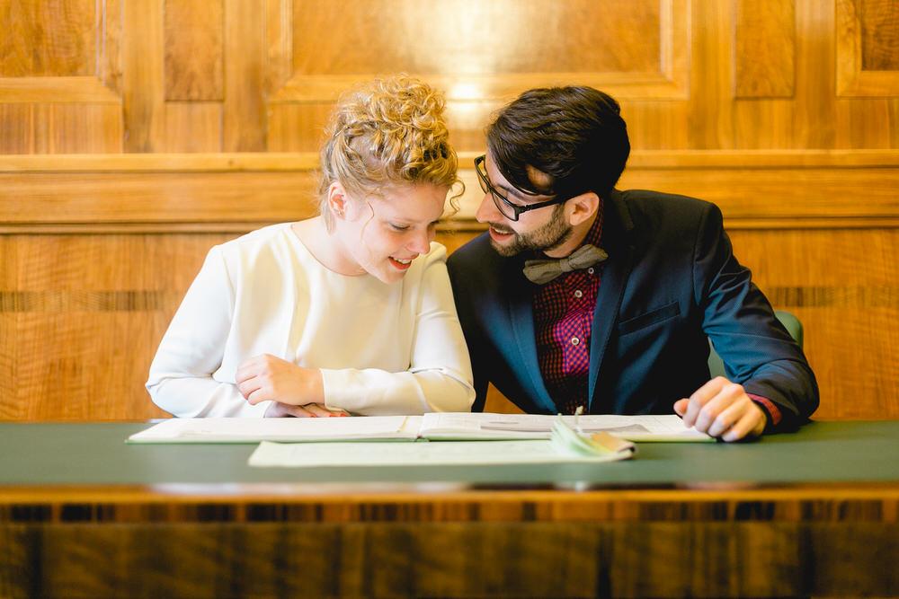 Heiraten in London