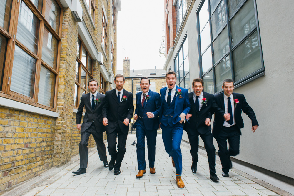 old finsbury town hall wedding photography london quirky alternative photographer-63