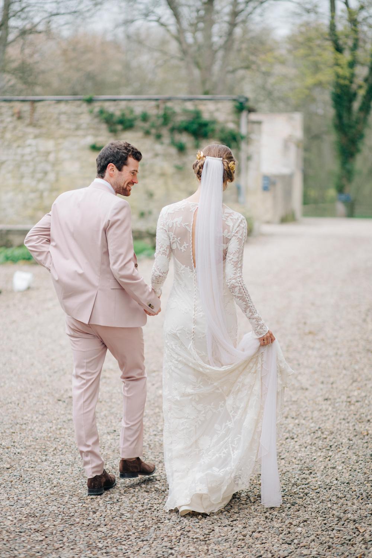 Brautkleid Rue de Seine