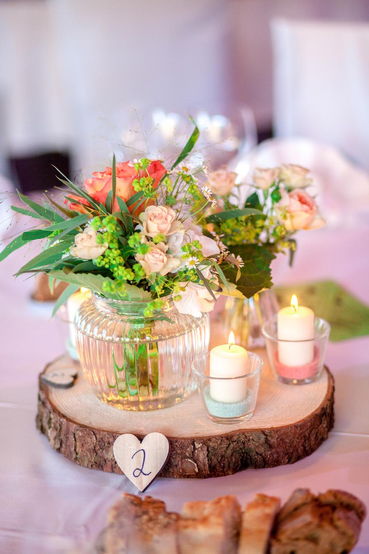 Bunte Sommerhochzeit Im Vintage Stil Hochzeitsblog The