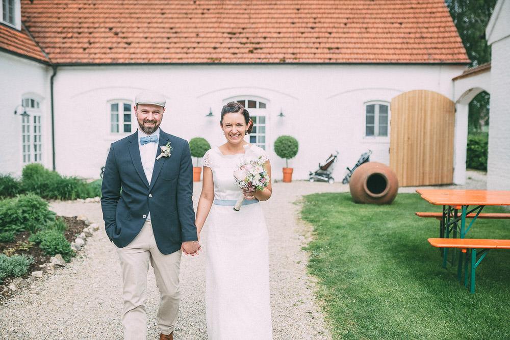 Rustikale Hochzeit auf Gut Sedlbrunn