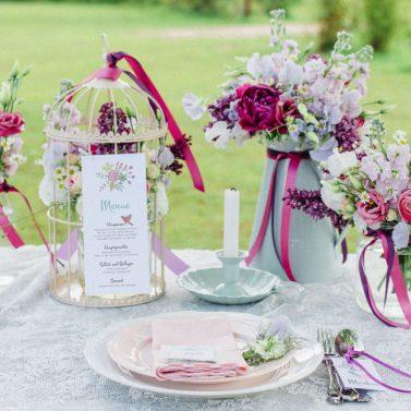 DIY des Monats Juni: Blumensamen als Gastgeschenke