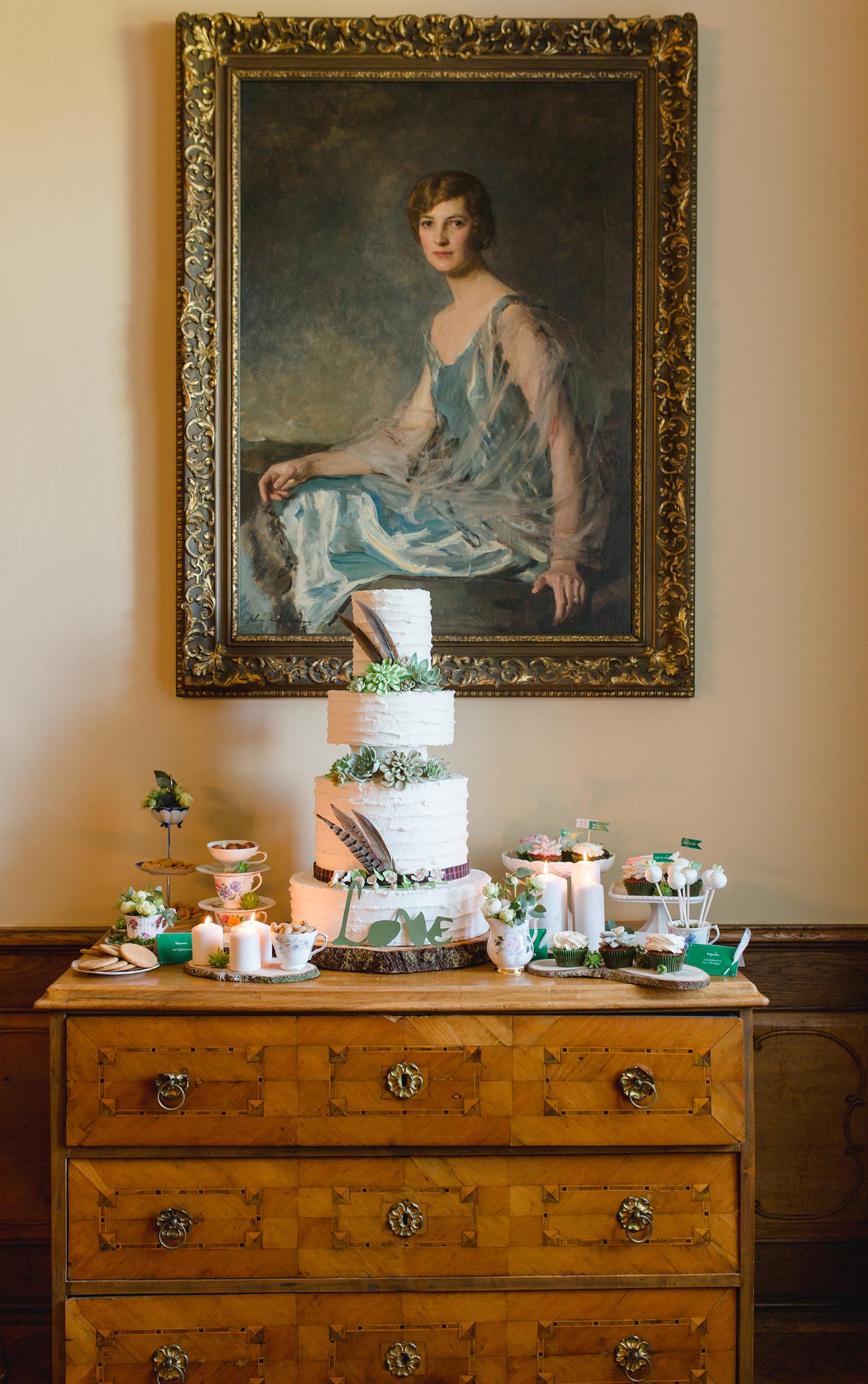 schottischer Sweet Table