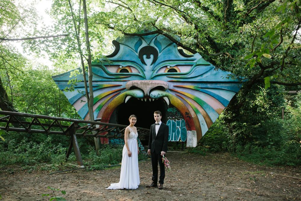 Hochzeit Spreepark