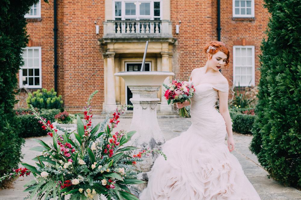 Elegante Oxford College Hochzeit