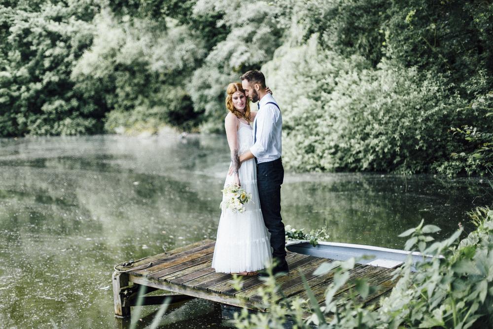 Hochzeit Boho Stil