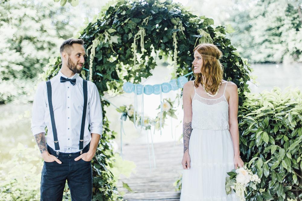Hochzeit Boho Chic