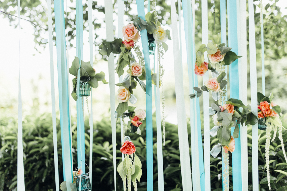 Girlande Hochzeit