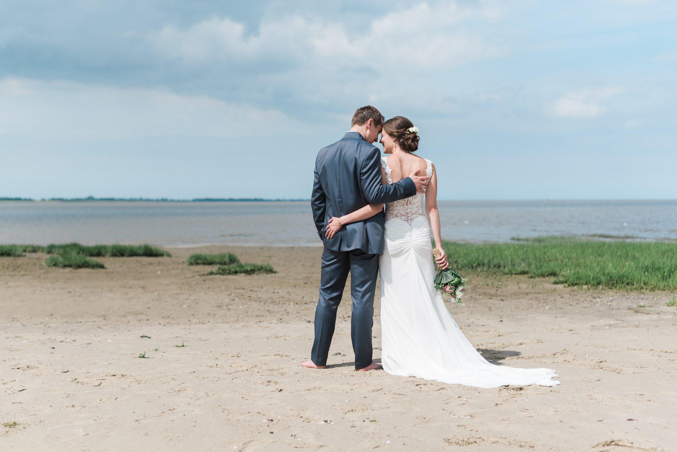 Hochzeit Hooksiel Strand