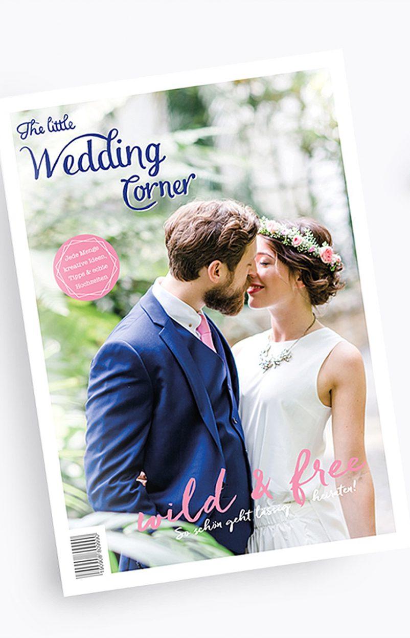 Wild & Free: Das Hochzeitsmagazin von The little Wedding Corner kommt!