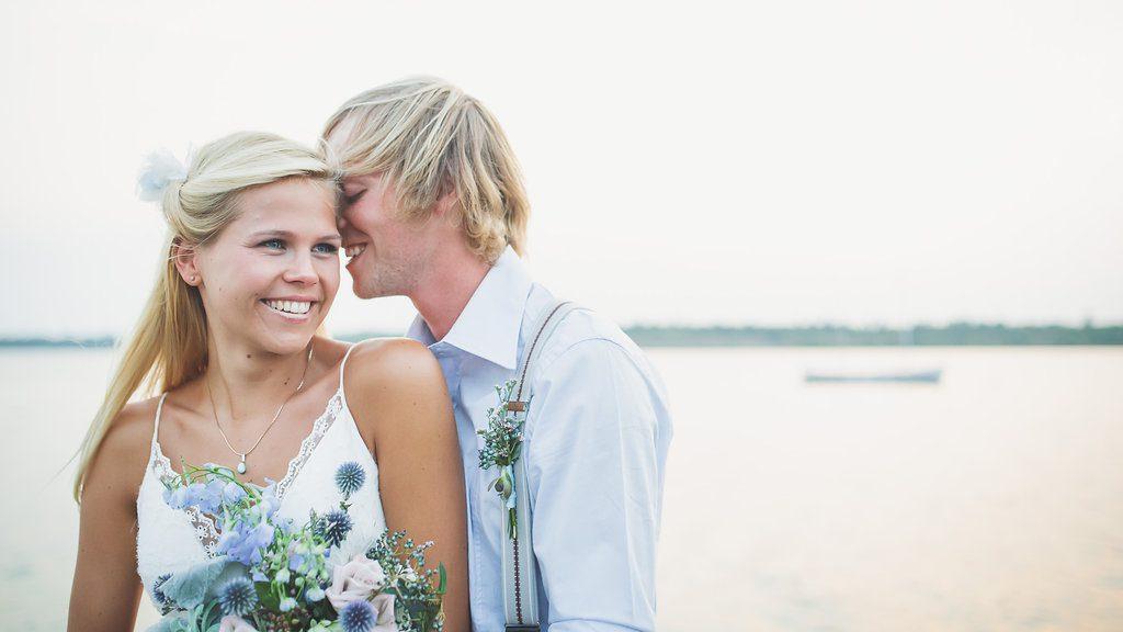 Grün geschminkt: Tipps für euer natürliches Braut Make-Up