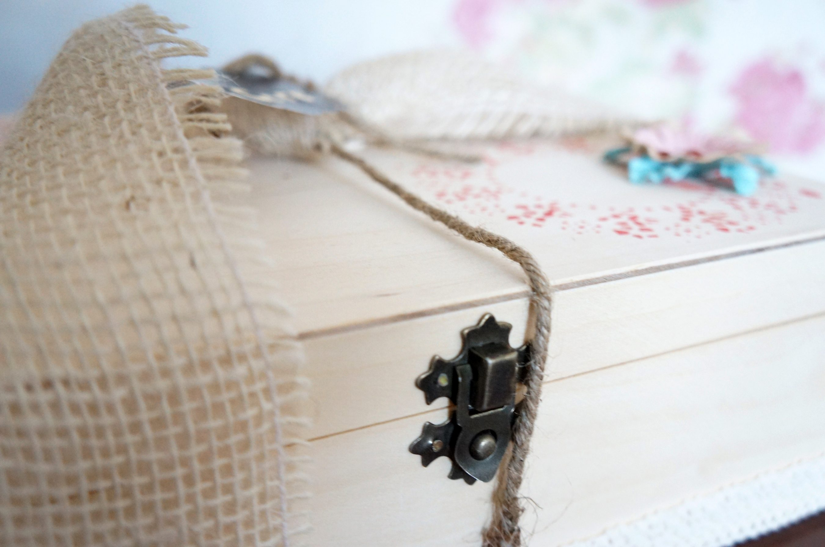Geschenkbox Brautjungfer DIY Idee Hochzeit My Bridal Shower