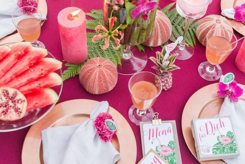 Ideen Tischdekoration