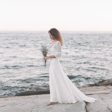wild & free: Brautmode Kollektion 2017 von Light & Lace