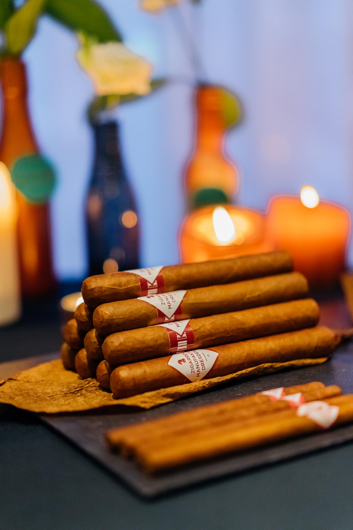 Zigarrenbar Hochzeit