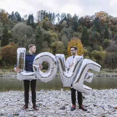 Wild & frei in der Natur heiraten