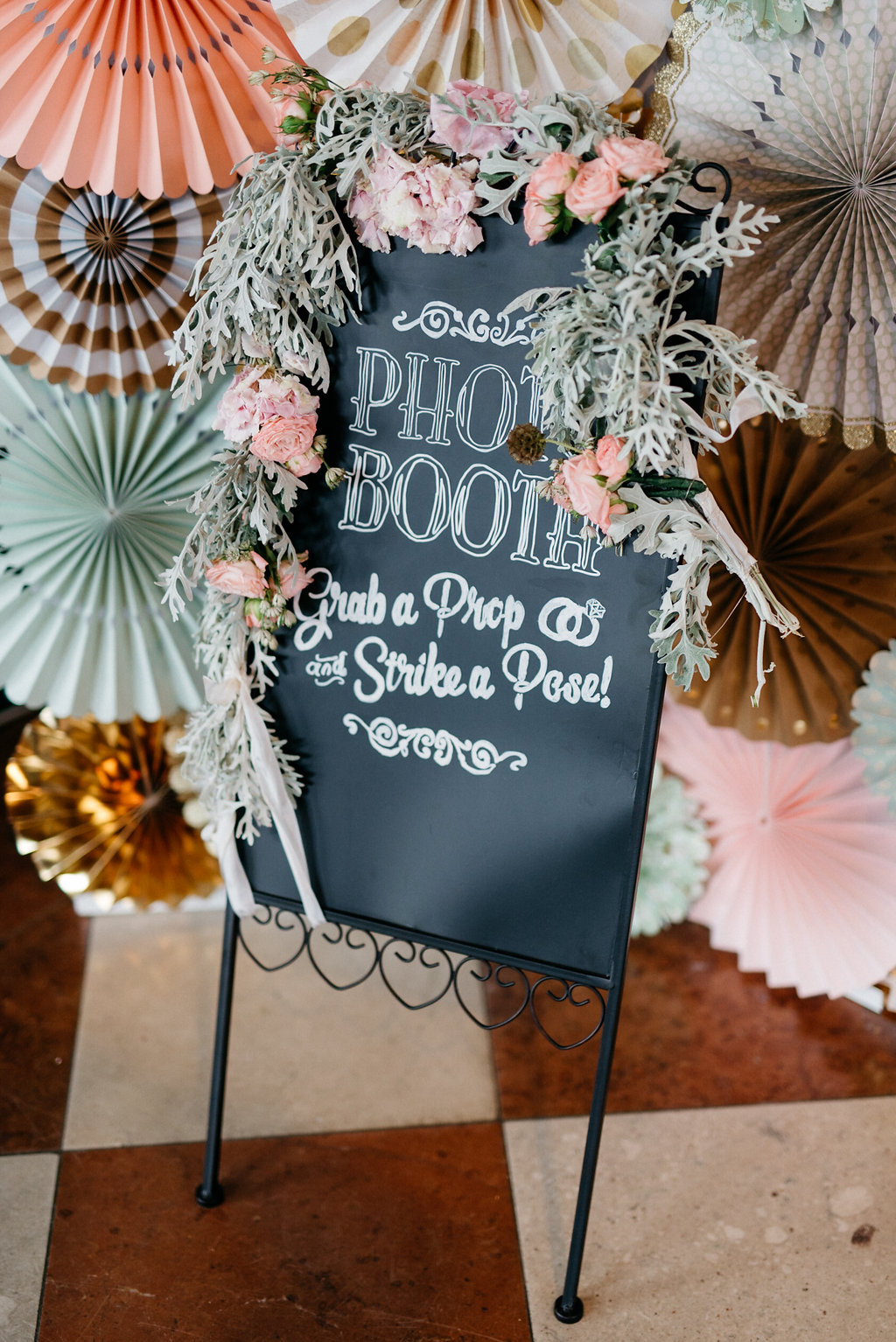Photo Booth Sign - Fotobox Schild