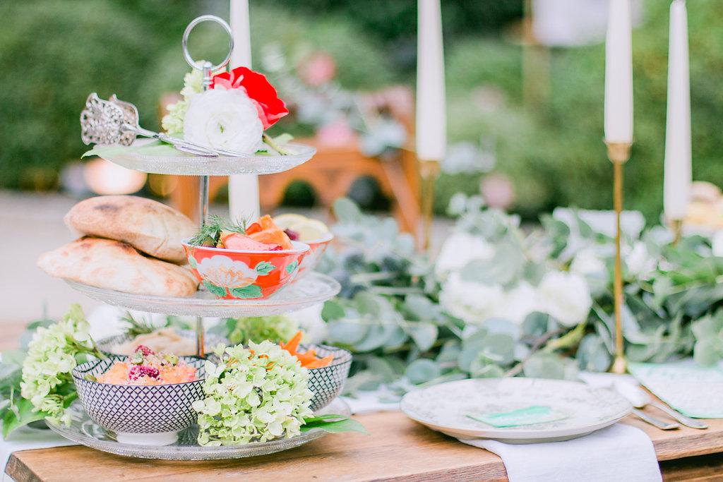 Meze Büffet Hochzeit