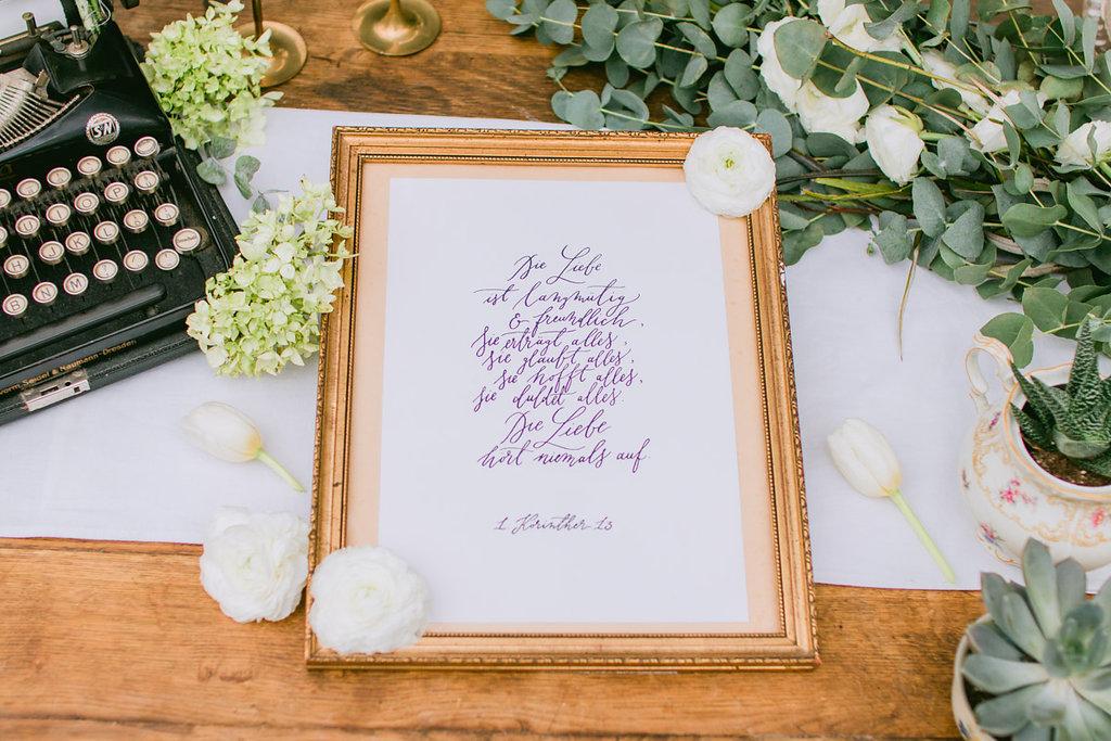 Hochzeit Korintherbrief