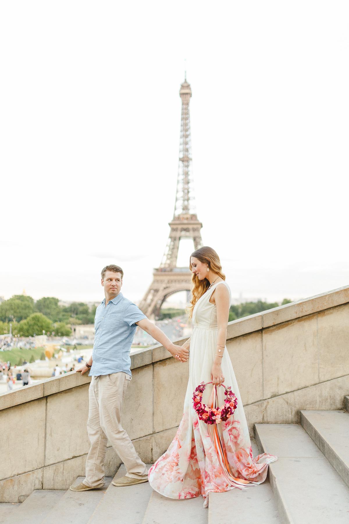 elopement Paris Hochzeit