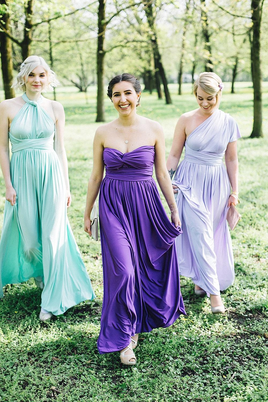 Trauzeugin was anziehen Kleid