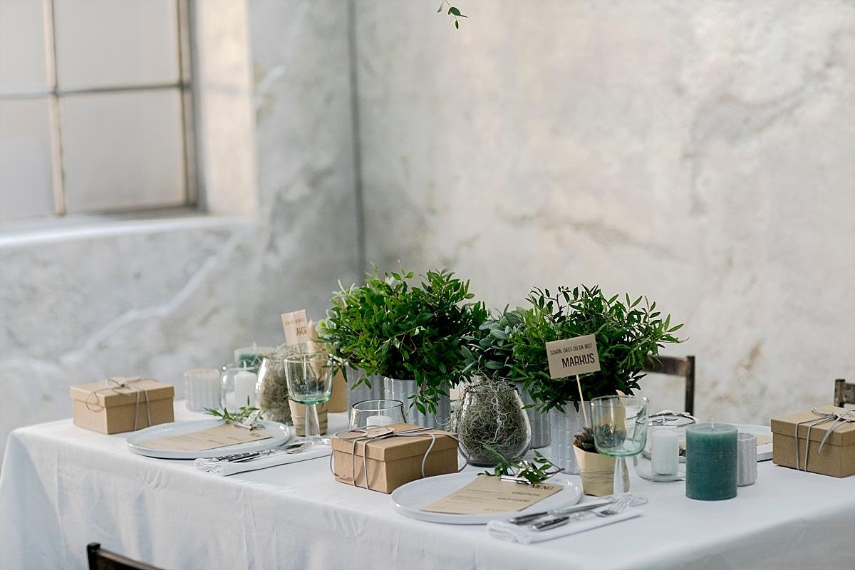 DIY Gastgeschenk Hochzeit