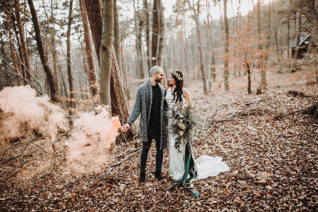 Wild & Green – Inspirationen für eure Boho Hochzeit