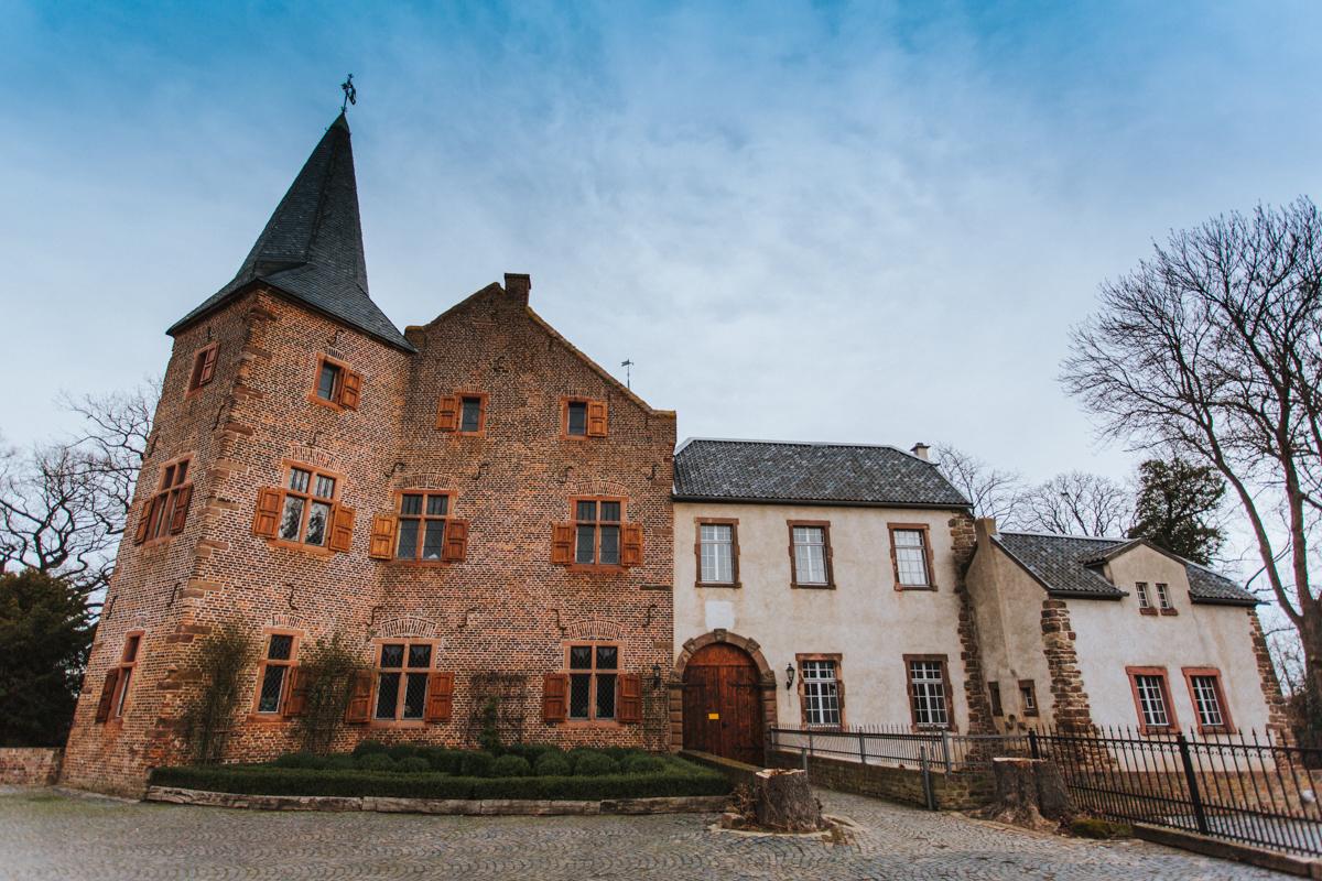 Hochzeit auf Burg Bubenheim