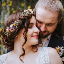 Kreative DIY Hochzeit auf Burg Bubenheim