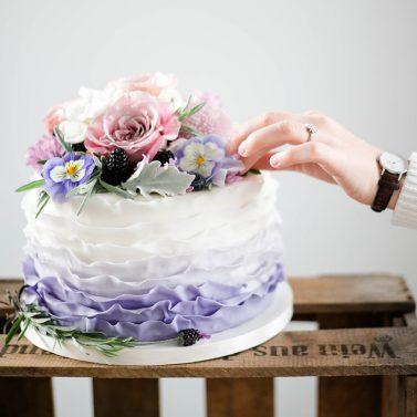 Ideen für eine Hochzeit im französischen Landhausstil
