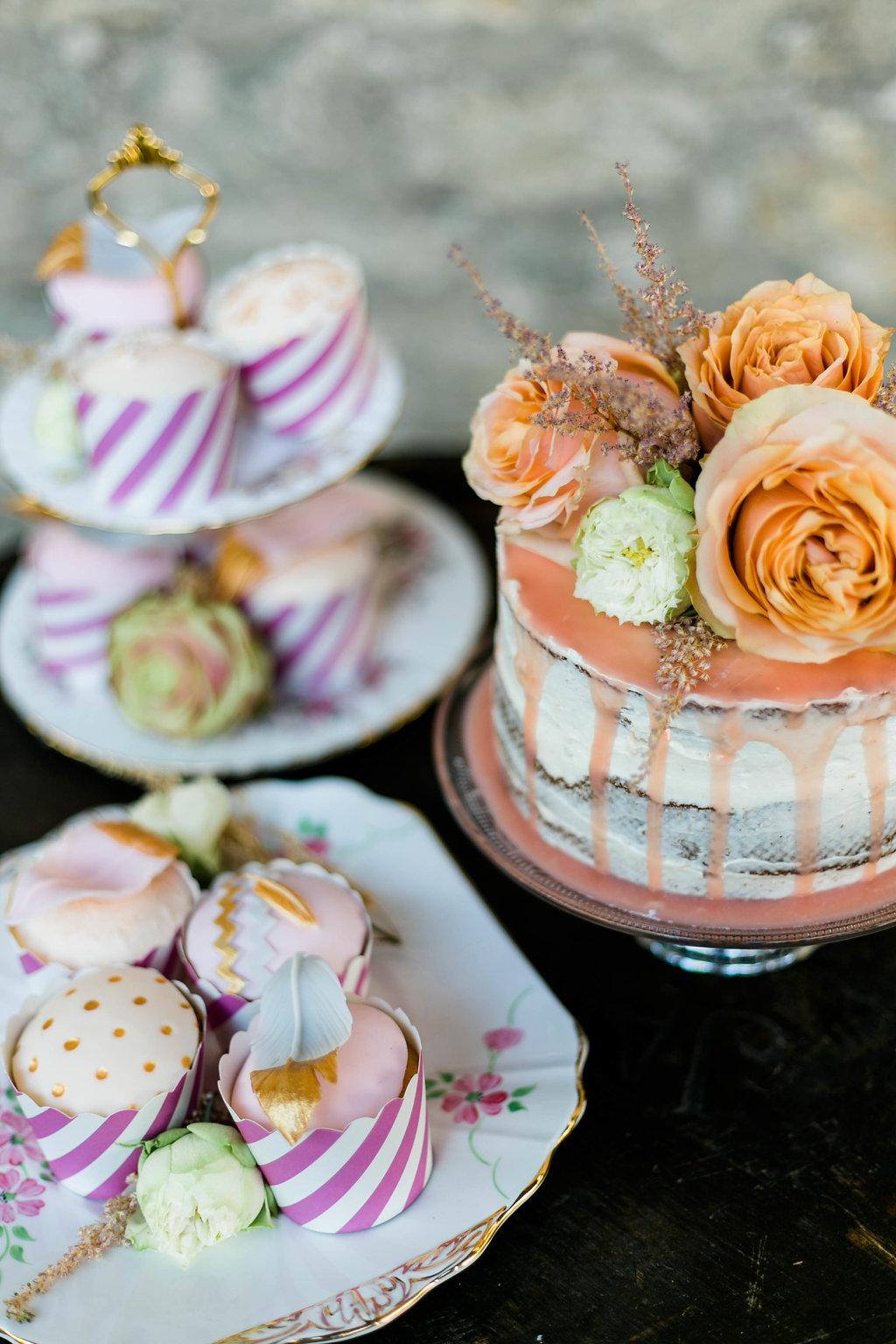 Drip Cake Hochzeit