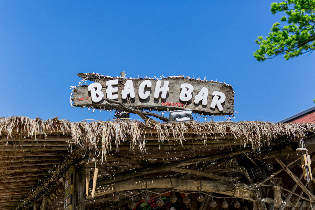 Heiraten in Übersee in Beach Bar am Chiemsee
