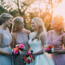 Multikulturelle Hochzeit mit orientalischen Elementen