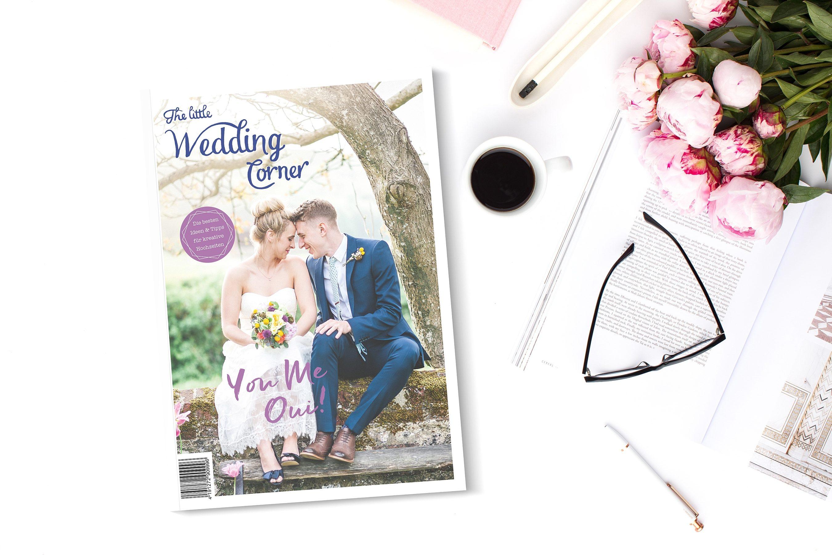 Hochzeitsmagazin 2018, Hochzeitsmagazin, Hochzeitsbuch
